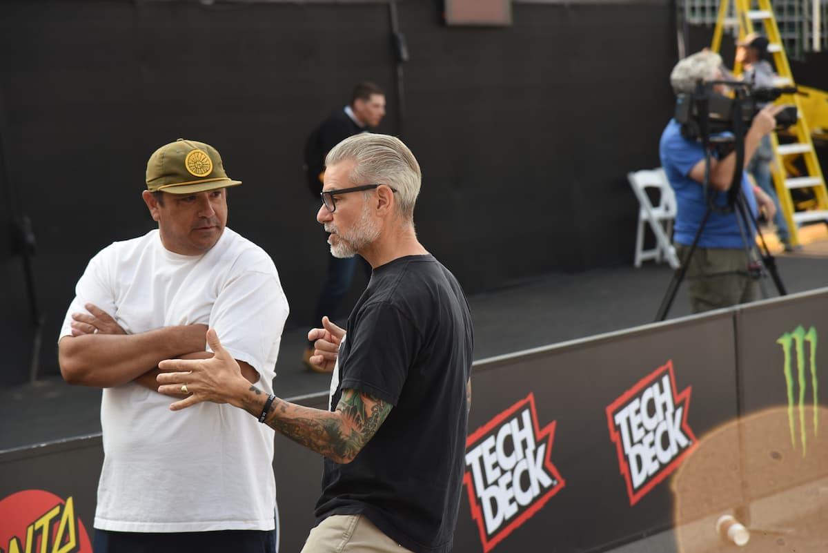 Tony Hawk Vert Alert - Mario Bonaventura and Ryan Clements