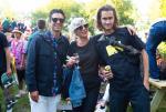 Copenhagen 2021 - Jorge, Clara, and Dylan