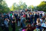 Copenhagen 2021 - Crowd Scene