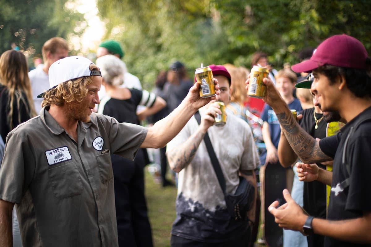 Copenhagen 2021 - Cheers from Wes