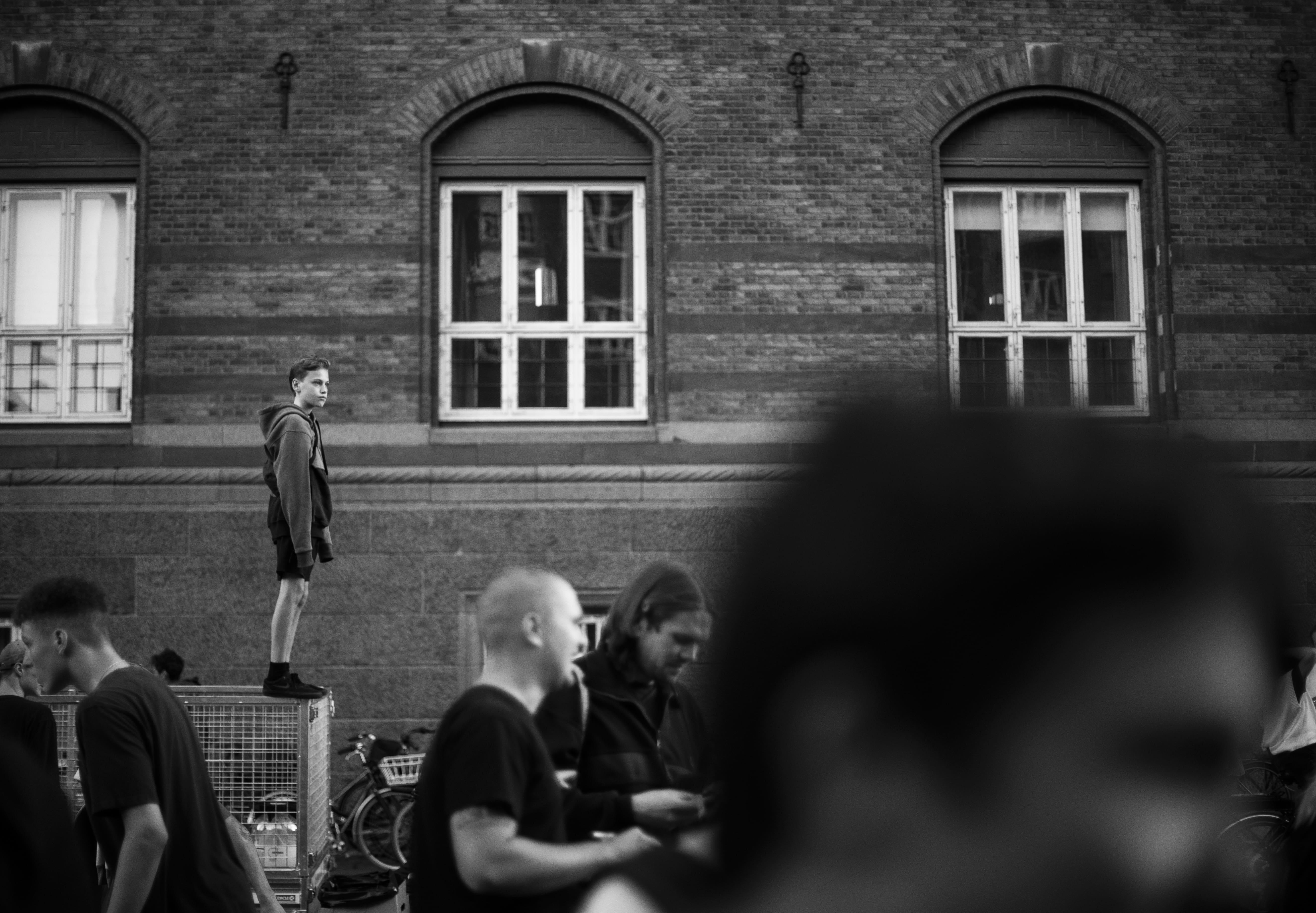 Copenhagen 2021 - Locals