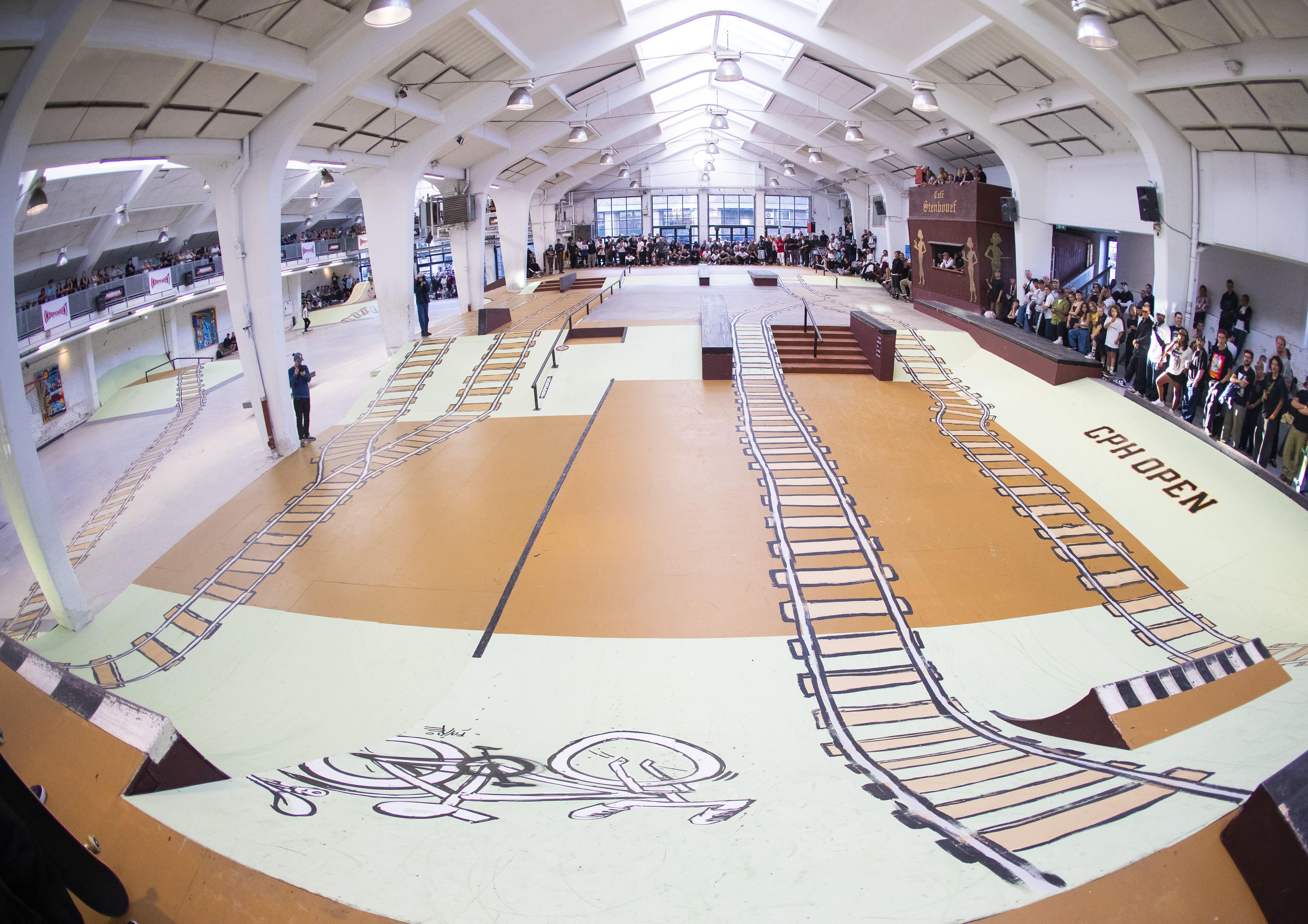 Copenhagen 2021 - Copenhagen Skatepark