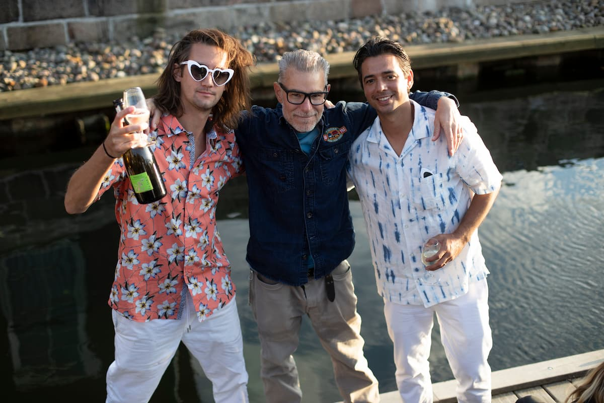 Copenhagen Open 2021 - Dylan, Ryan, Jorge