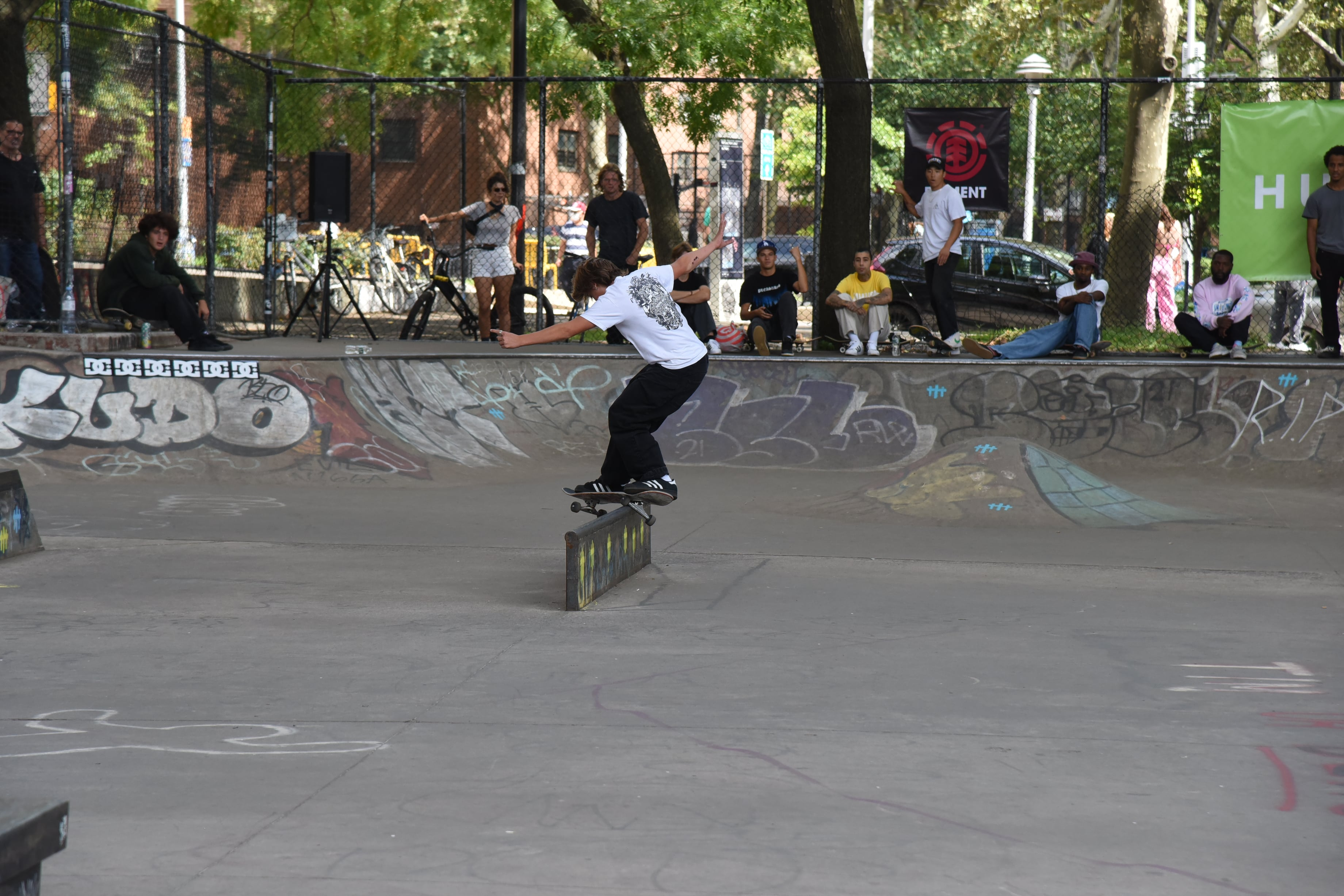 The Boardr Open - Matty Front Feeble