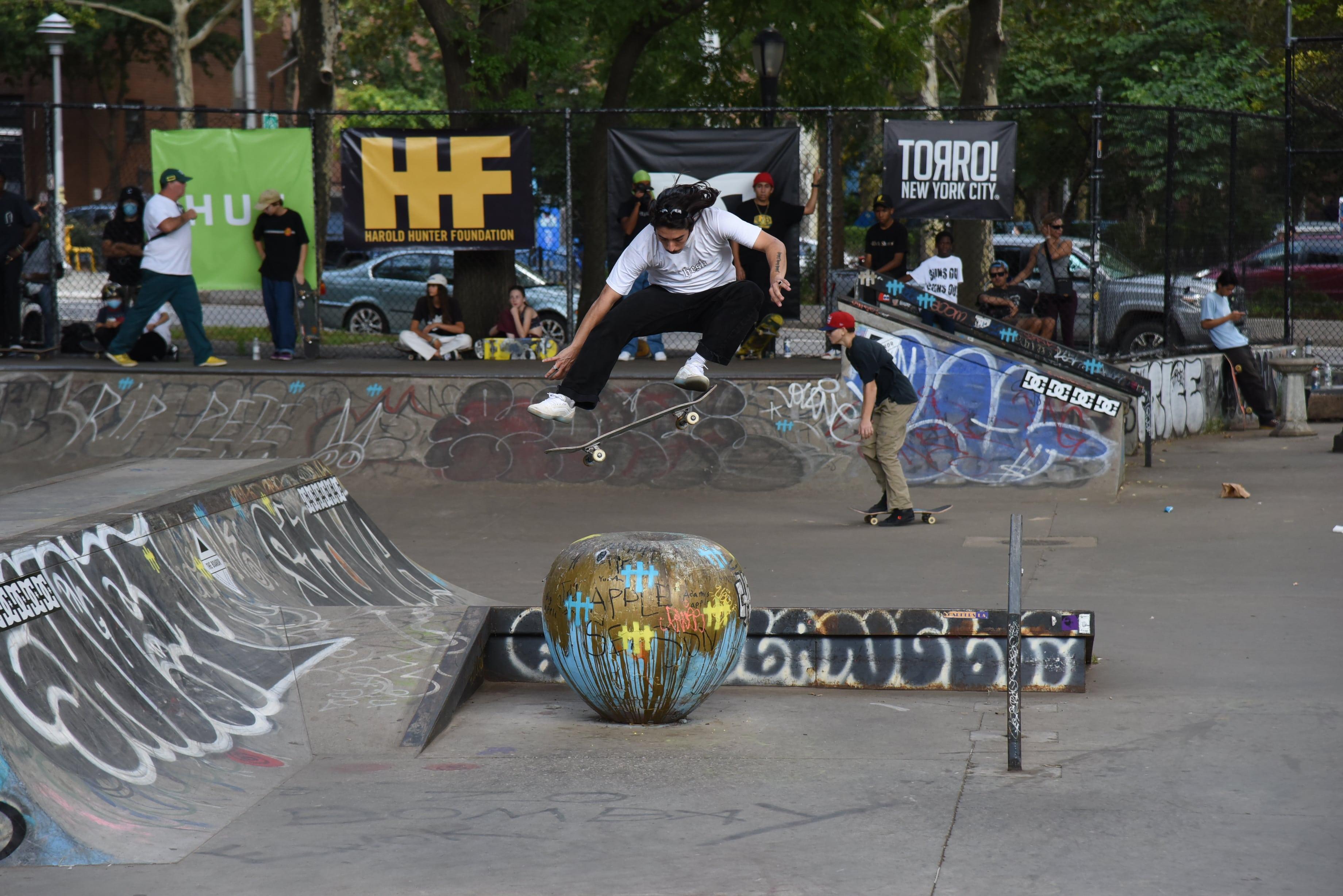 The Boardr Open - Emilio Dufour Frontside Flip