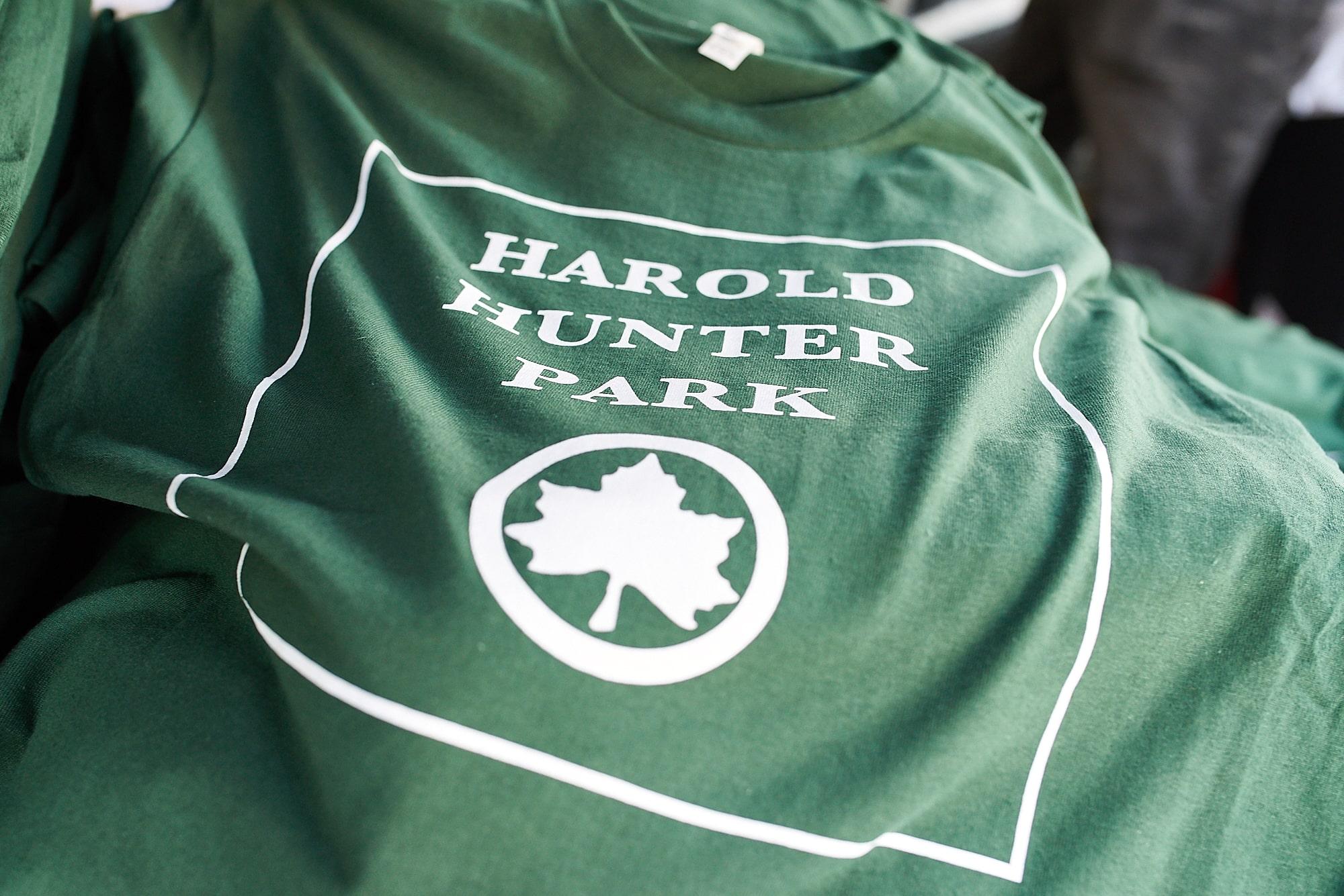 Harold Hunter Day - Shirts Green