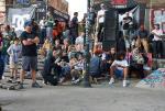 Harold Hunter Day - Crowd