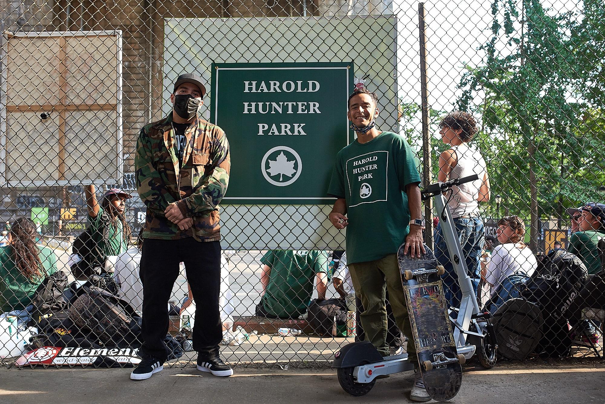 Harold Hunter Day - Rodney Torres