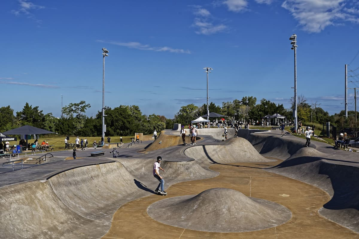 GFL Series at Charleston - The Park