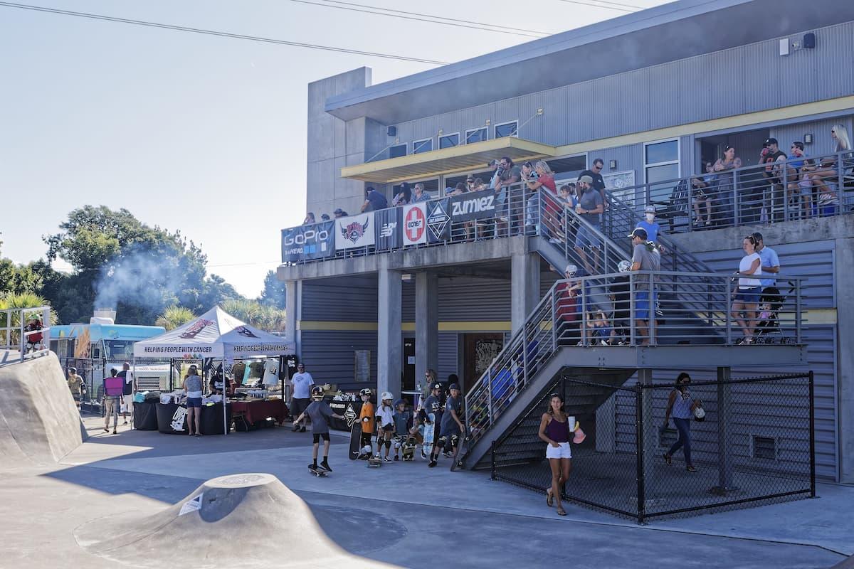 GFL Series at Charleston - The Stands