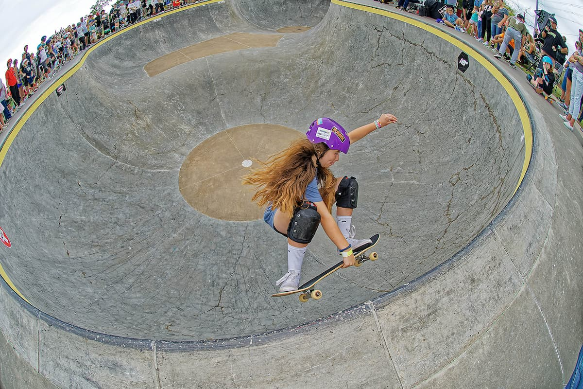 GFL Series at Charleston - Frontside Air From Above