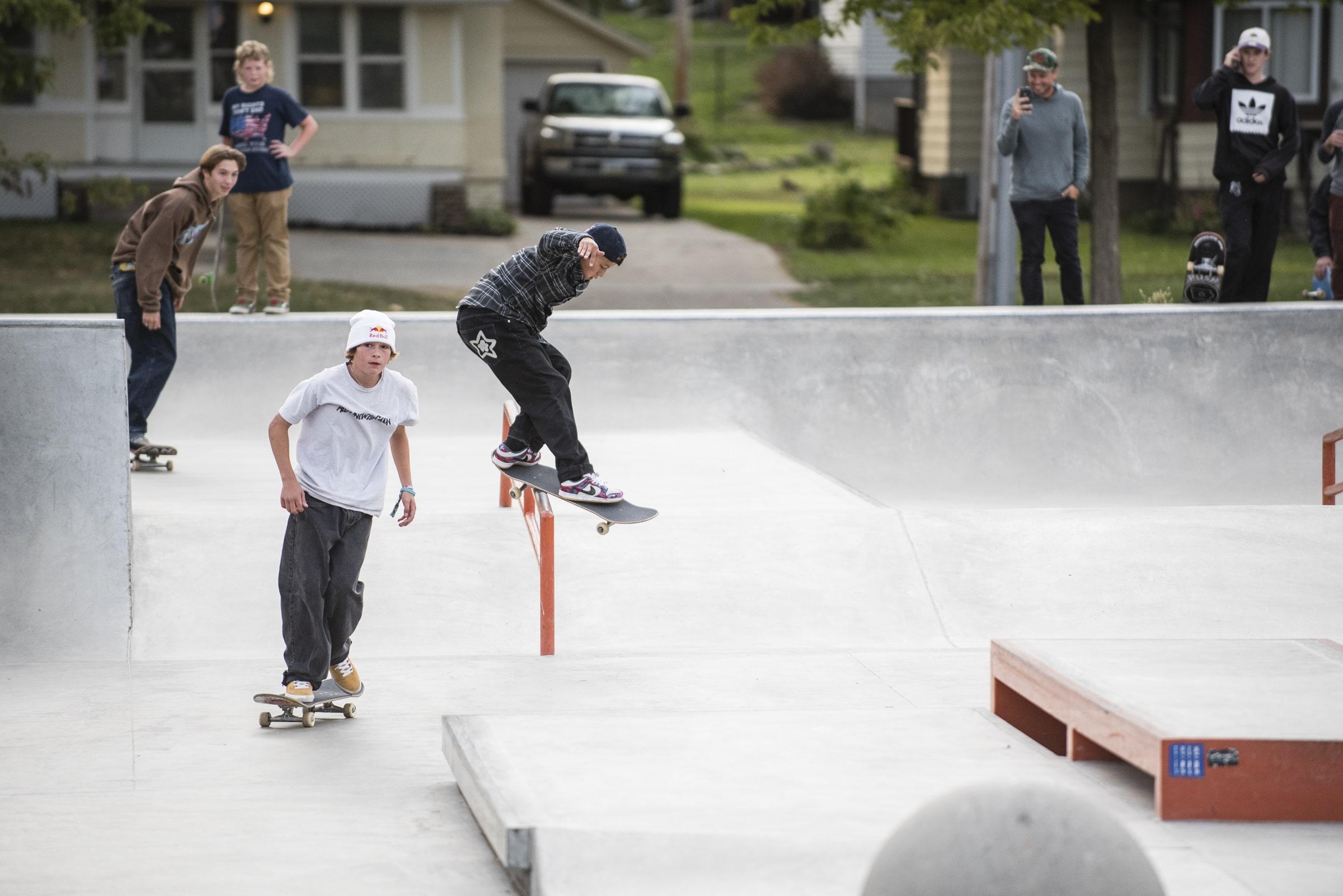 Des Moines Streetstyle Open 2021 - Jiro Front Feeble