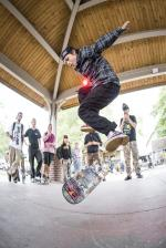Des Moines Streetstyle Open 2021 - Flatground with Jiro