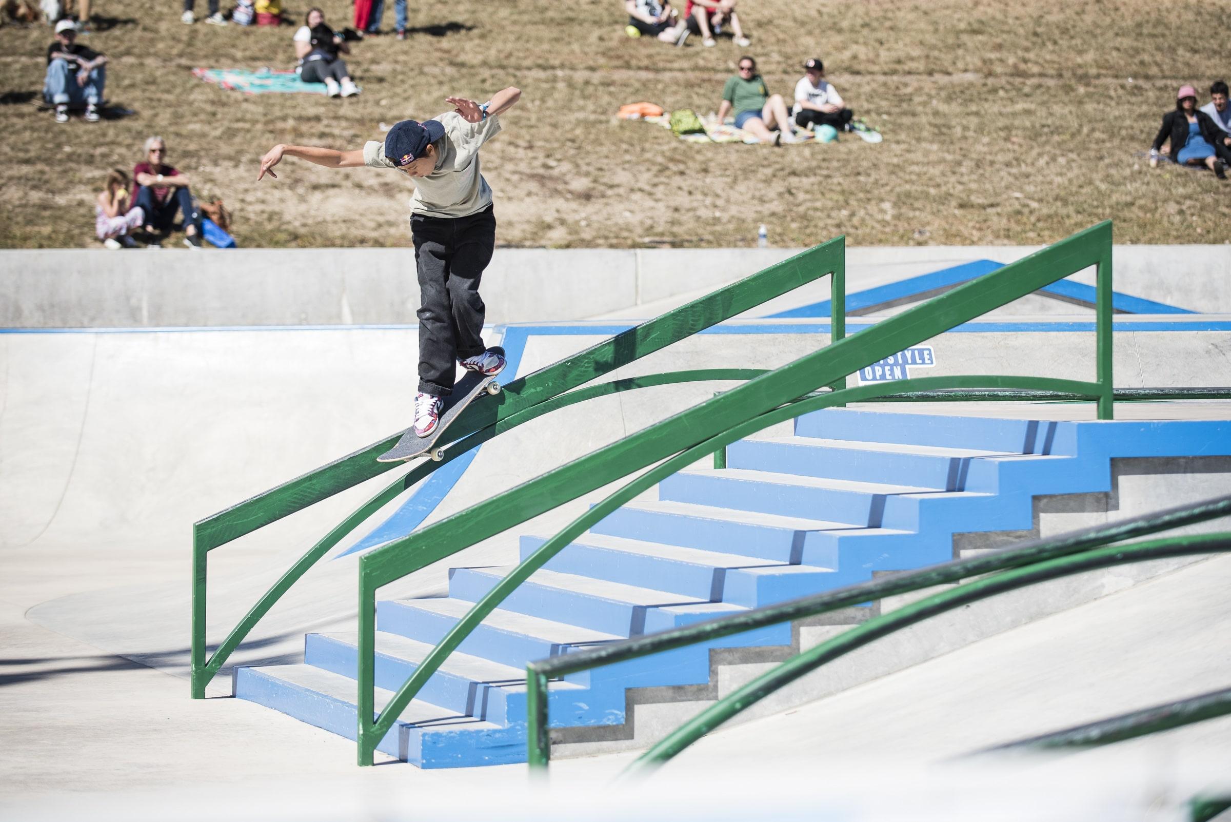 Des Moines Streetstyle Open 2021 - Back Smith