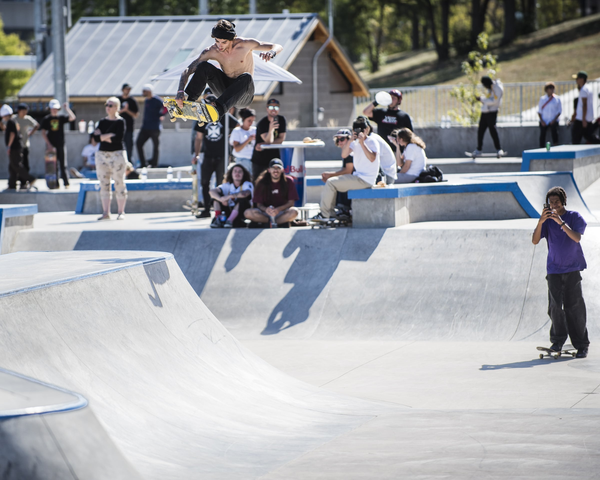Des Moines Streetstyle Open 2021 - Hucking One