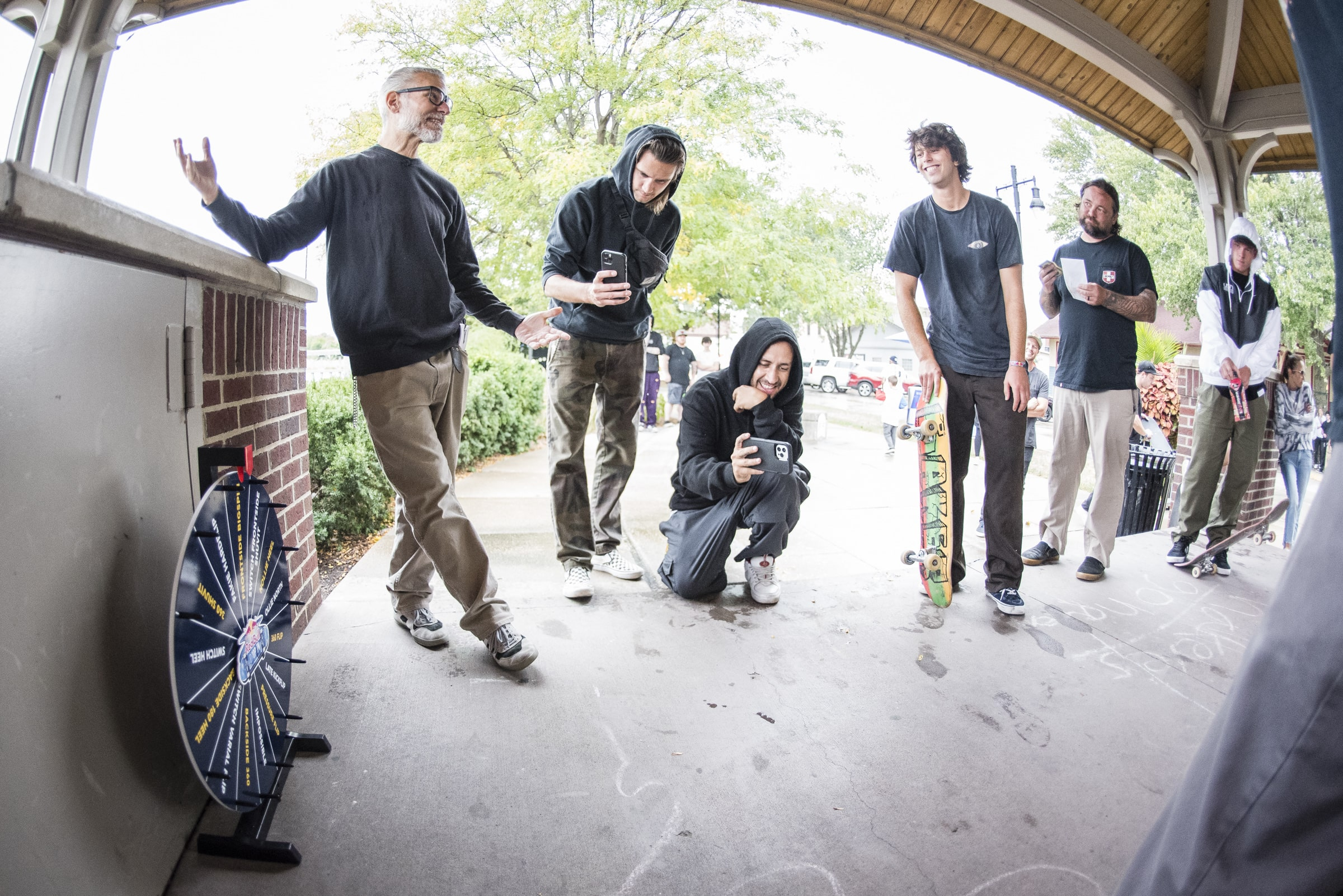 Des Moines Streetstyle Open 2021 - Spin the Wheel