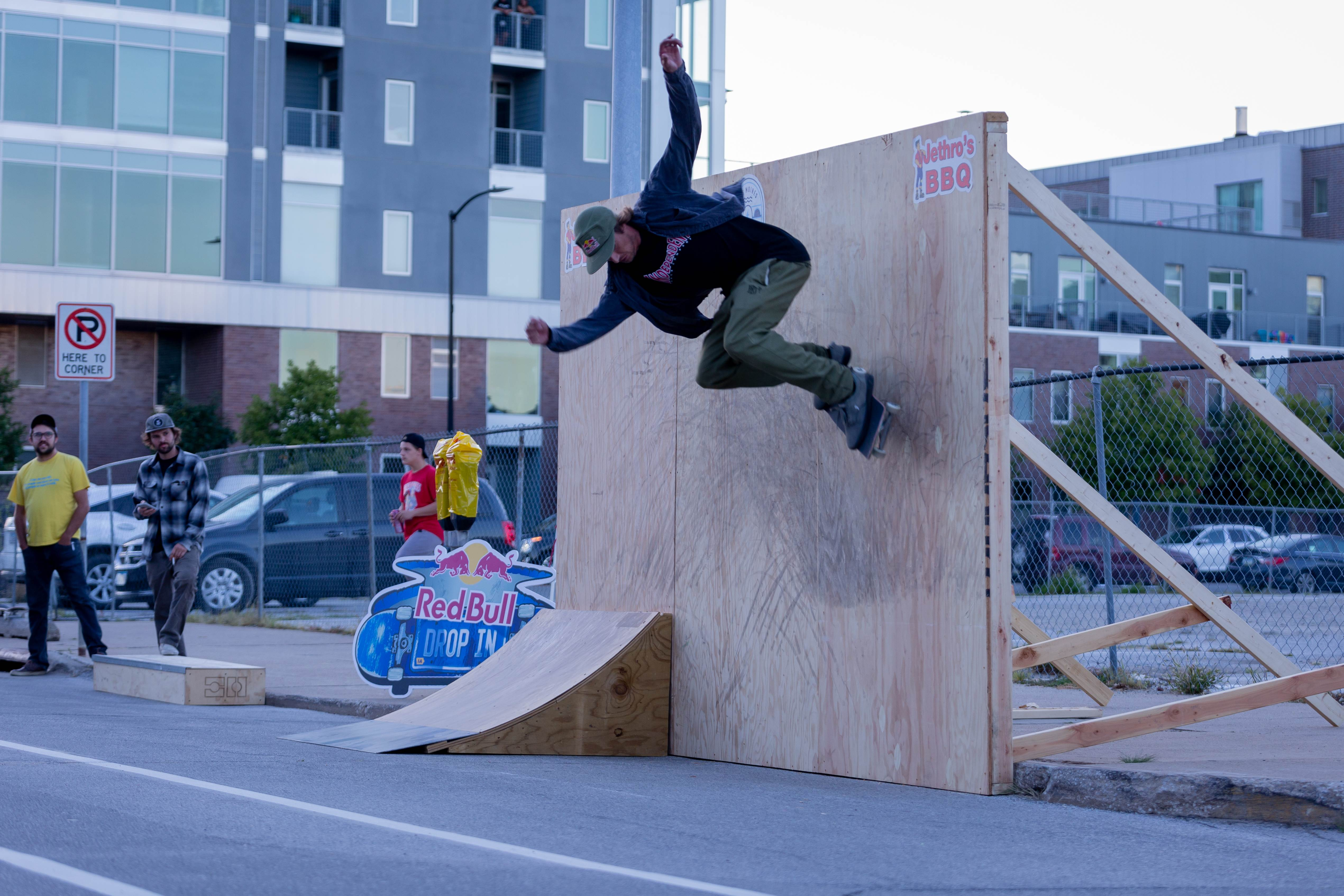Des Moines Streetstyle Open 2021 - Decenzo on the Wall