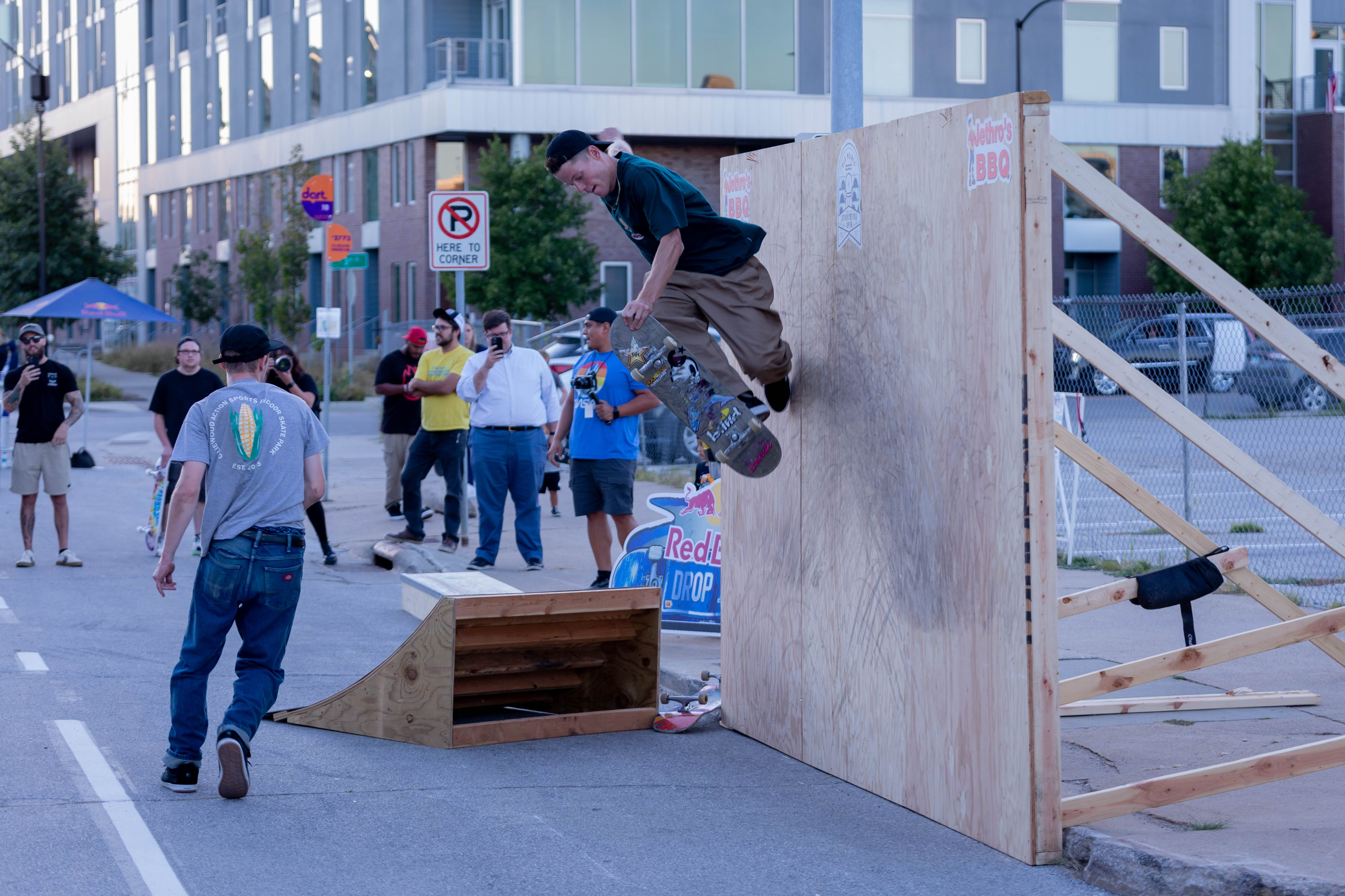 Des Moines Streetstyle Open 2021 - Jake on the Wall