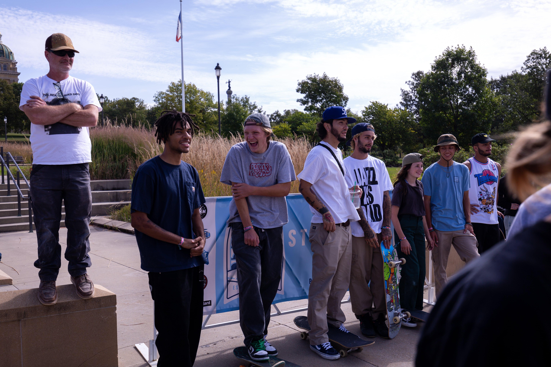 Des Moines Streetstyle Open 2021 - Capitol Line Up
