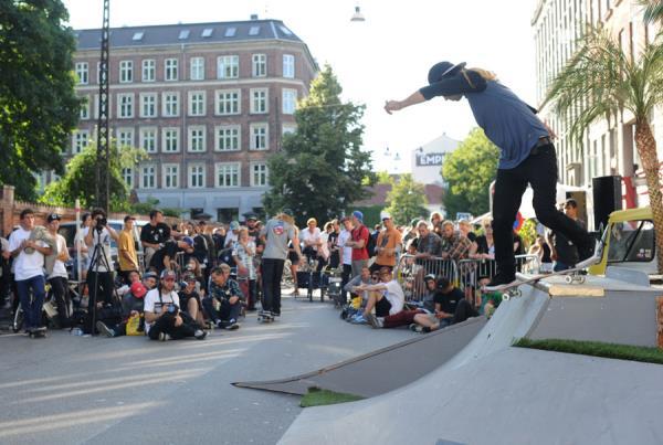 Porpe's Backside Lipslides in Copenhagen