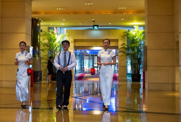 The Ritz Carlton Shanghai