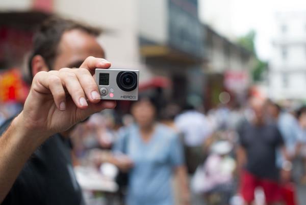 Paul Zitzer GoPro in Shanghai