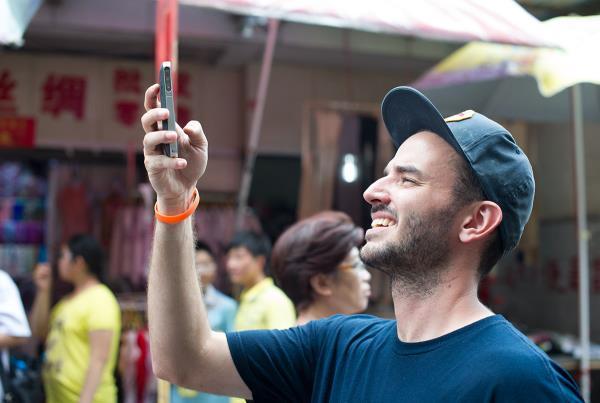 HiDefJoe Instagram in Shanghai