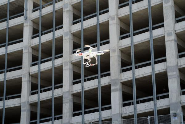 TWS CUT Austin Camera Drone