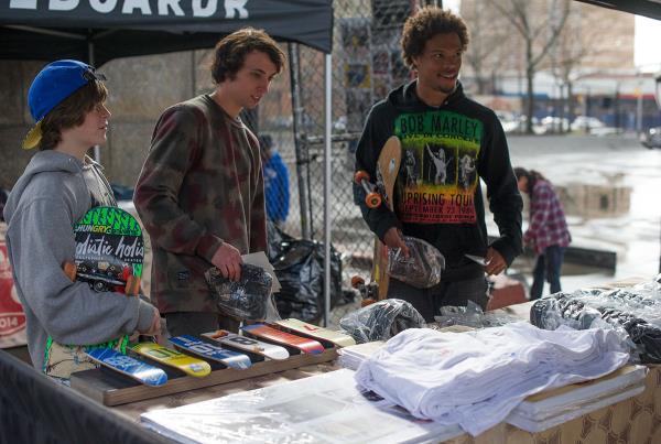 adidas Skate Copa NYC adidas Promo