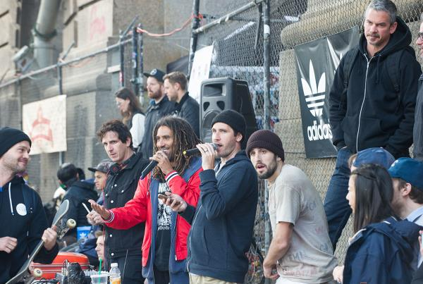 adidas Skate Copa NYC Tim O'Connor and Vern