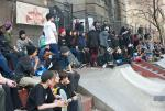 adidas Skate Copa NYC LES Crowd