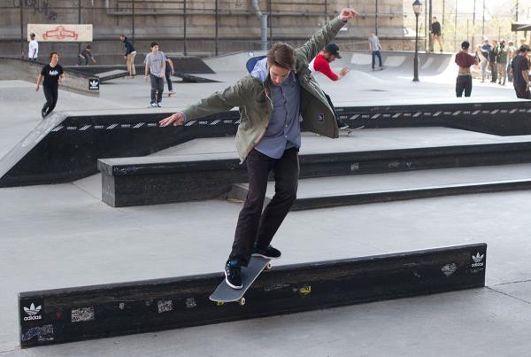 adidas Skate Copa NYC Mark Suciu Front Feeble