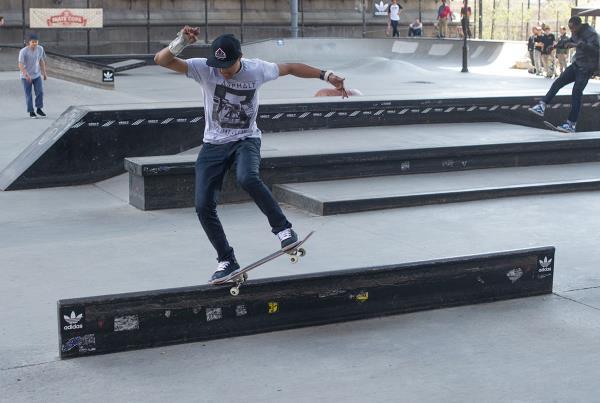 adidas Skate Copa NYC Keith Hardy FS NG
