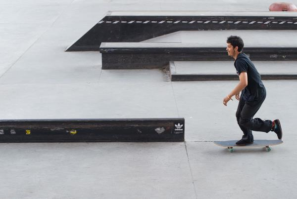 adidas Skate Copa NYC Louis Tolentino