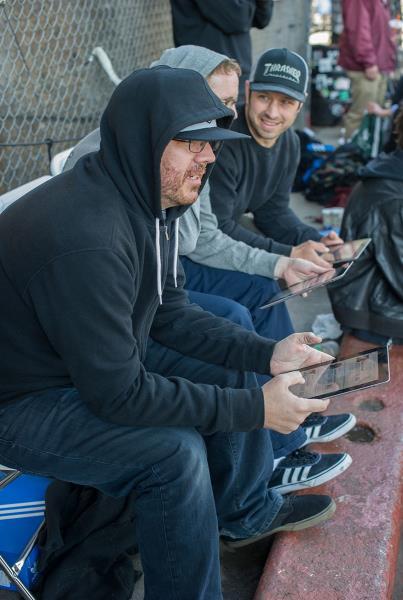 adidas Skate Copa NYC Judges