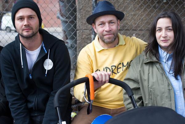 adidas Skate Copa NYC Jascha, Gonz, Tia