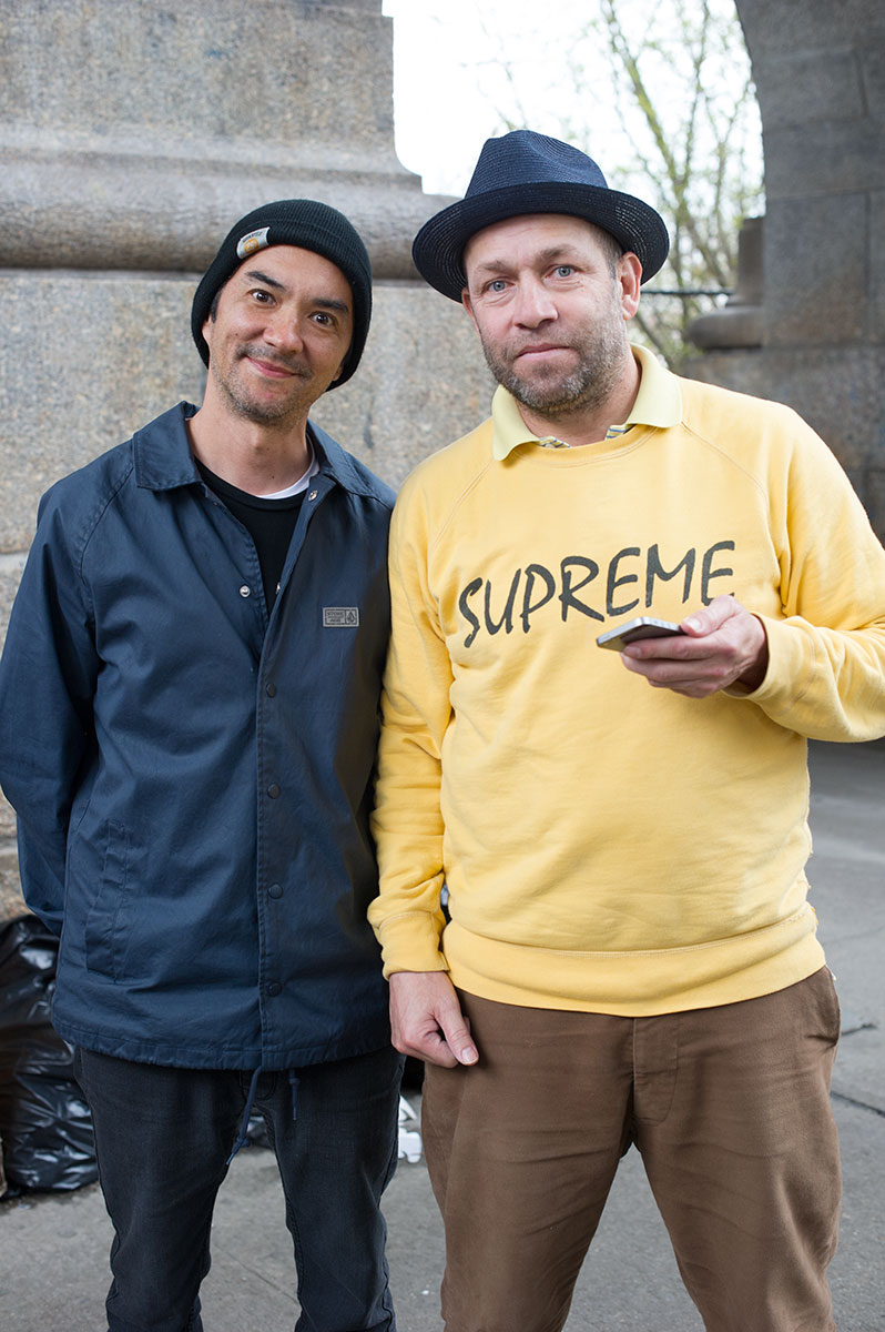 adidas Skate Copa NYC Rob Meronek and Mark Gonzales