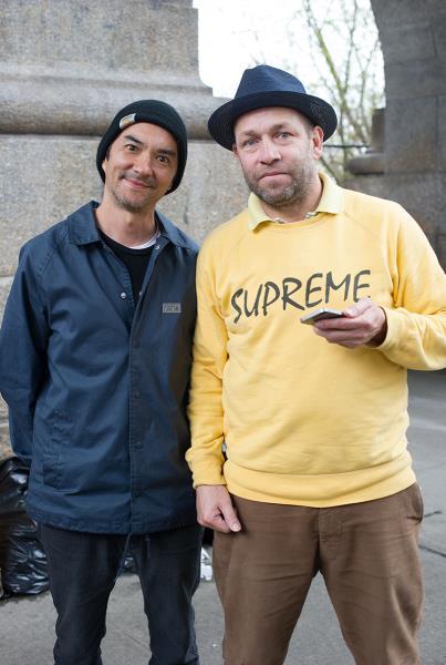 adidas Skate Copa NYC Rob Meronek and Mark Gonzales