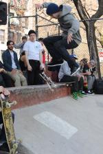 adidas Skate Copa NYC Pivot Kickflip Out