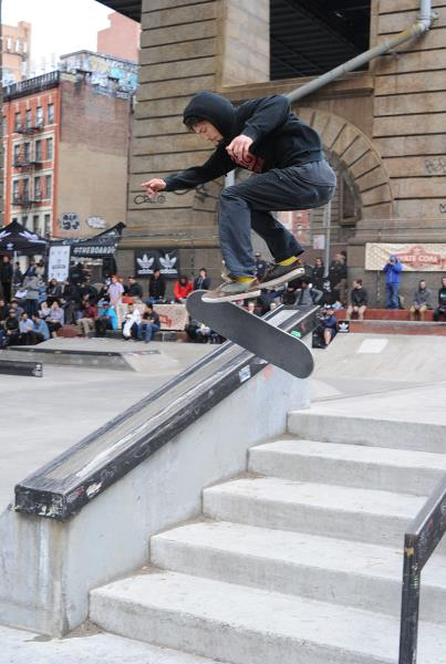adidas Skate Copa NYC 360 Flip 50-50