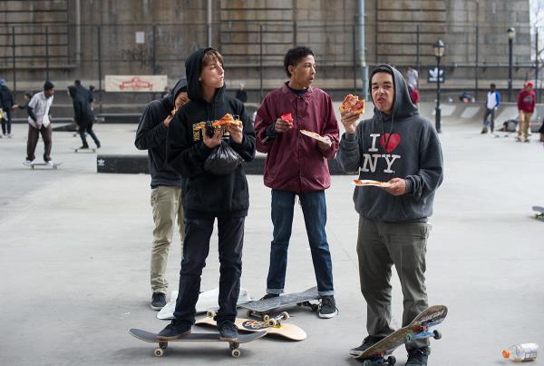 adidas Skate Copa NYC Pizza