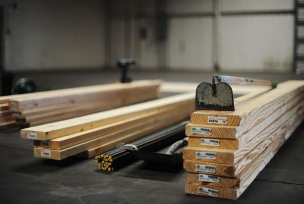 The Boardr TF Ledge Construction Supplies