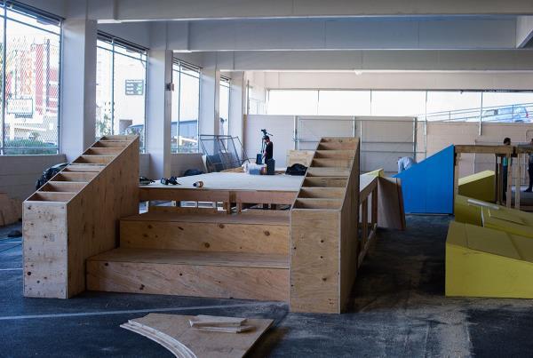 Zappos Parking Garage