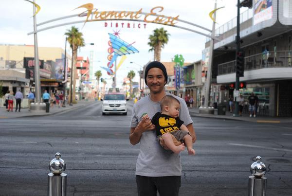 Alvis Meronek in Las Vegas