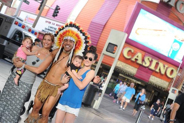 Family Vacation in Vegas