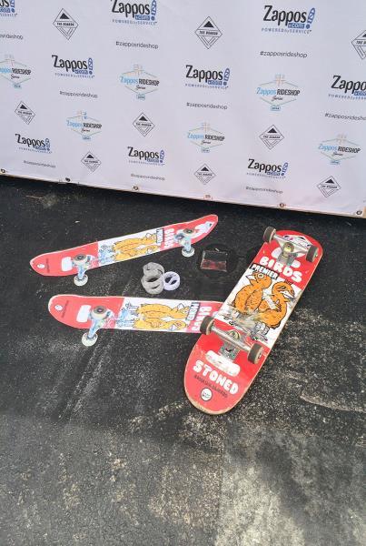 Everyone Can Skateboard Setup