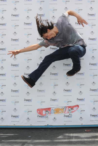 Evan Smith Fake 360 Flip