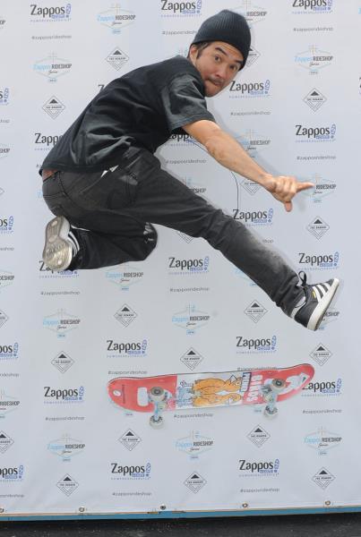 Rob Meronek Fake 360 Flip