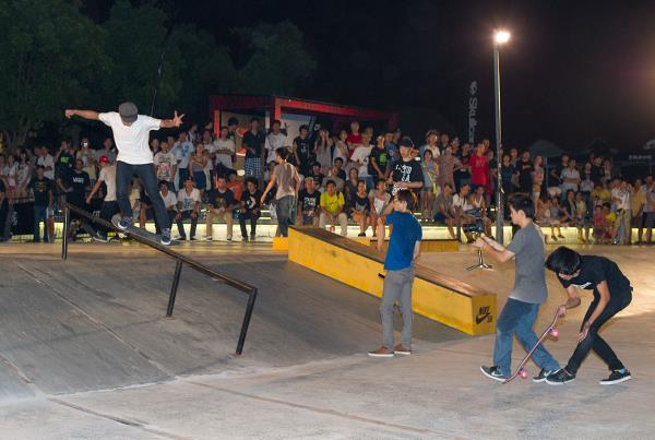 Nike SB City Jam Best Trick