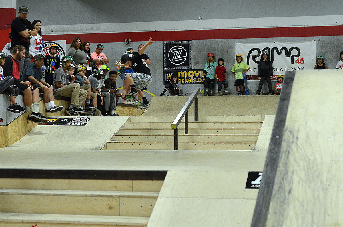 Nash Barfield in Grind for Life Fort Lauderdale
